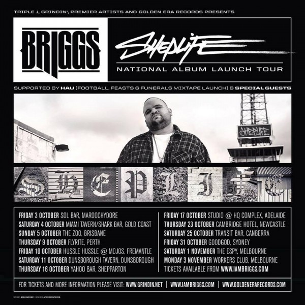 BriggsSheplifeNationalTourFlyer