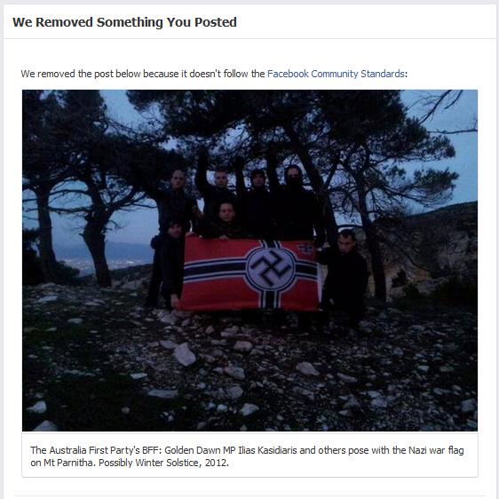 nazifacebook