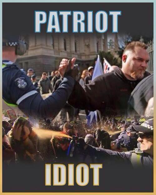 patriotidiot